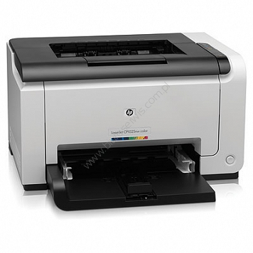 HP LaserJet Pro CP1025nw Color